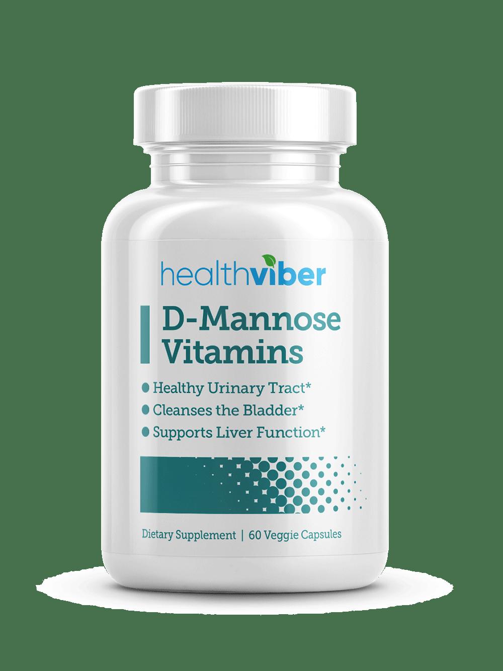 D-Mannose Vitamins
